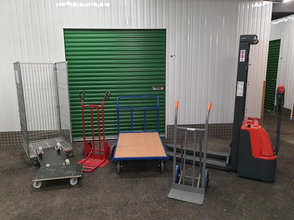 Landbox - matériel de manutention